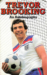 Trevor Brooking An Autobiography by Brooking, Trevor