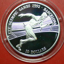 Cook Islands 10 Dollars 1990 Silber KM# 79 PP-Proof #A1742