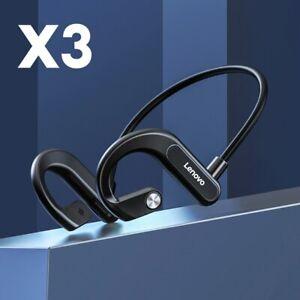 Lenovo conduction Headphone Sport Running Wireless  Bluetooth Headset Earphone
