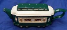 TeaPottery Pullman Railway Carriage Tea Car Teapot, Limited, no599/2000 [VCT]