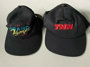 ECW Original Embroidered Hats Heatwave 2000 TNN EXTREME CHAMPIONSHIP WRESTLING