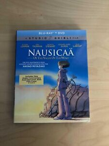 nausicaa of the valley of the wind blu ray