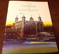 The Tower of London 1993 UK History  Guide Book by Peter Hammond