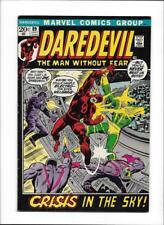 """Daredevil #89 [1972 Vg-] """"Crisis In The Sky!"""""""