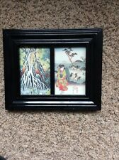 Japanese Print Reproductions - Fine Art Print. With wood frame.