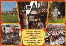 AK, Bernkastel - Kues a.d. Mosel, Reha-Zentrum, fünf Abb., 1980