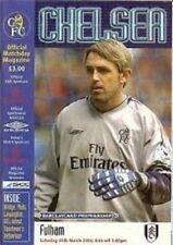Chelsea vs Fulham Premier League 20 March 2004