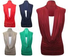 Draped Sleeve Other Women's Tops