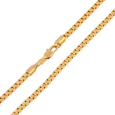Mens Womens Mystic Box Chain Long Necklace Vintage jewelry 19.68 inch  Fashion