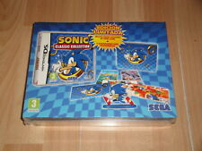 Sonic Classic Collection Edition limitada Nintendo DS