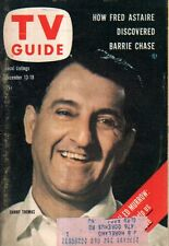 1958 TV Guide December 13 - Danny Thomas; Donna Reed; The Real Arizona Rangers