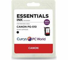 ESSENTIALS PG-510 Black Canon Ink Cartridge
