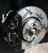 Acura | Integra, NSX, TL, TSX, Type-R | 6 Hi-Temp Brake Caliper Vinyl Decal