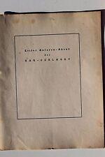 23901 Erster Autoren-Abend des RAR Verlages Dresden 1922 Fred Antoine Angermayer
