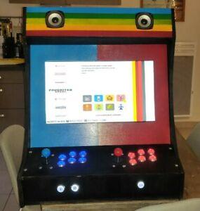 Bartop arcade (2 joueurs)
