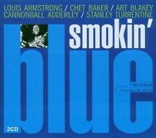 Smokin 'Blue (Chet Baker, Art Blakey, Stanley Turrentine) doppio cd 2005 EMI
