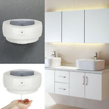 Touchless Wall-Mounted Stainless Steel Automatic IR Sensor Soap Dispenser