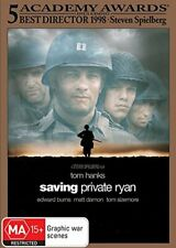 Saving Private Ryan - DVD  9KVG The Cheap Fast Free Post