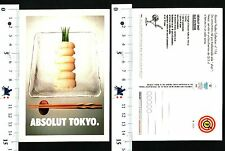 ABSOLUT VODKA - COLLECTION N° 116 - ABSOLUT TOKYO - 57067