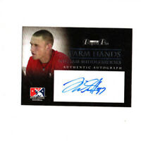 2007 Tristar Farm hands Will Middlebrooks Autograph Rookie Card AUTO! Red Sox 3b