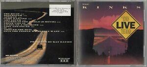 The Kinks - Road  (CD, Jul-1990, MCA)