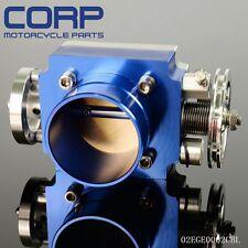 70mm High Flow Alloy Aluminum Universal CNC Billet Intake Throttle Body BL