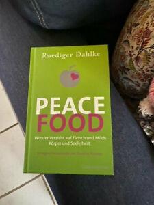 Ruediger Dahlke : Peace Food   ( gebundene Ausgabe )