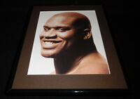 Shaquille O'Neal Closeup Framed 11x14 Photo Display LSU Magic Lakers Heat