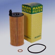 Mann HU 6004 X Ölfilter Filtereinsatz für Alpina BMW Mini Toyota