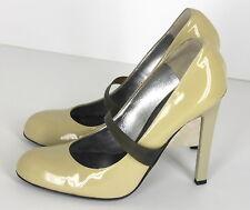 61faa89a3b New Listing*Ruthie Davis* Beige Pumps Heels Shoes Leather Womens Fashion (6)  *Dressy