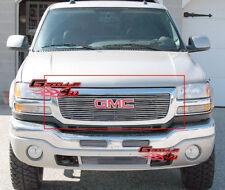 For 03-06 GMC Sierra 1500/2500/3500 Billet Grille Insert