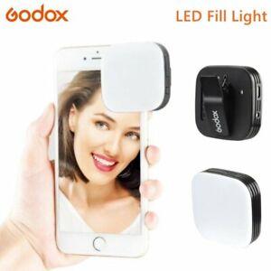 Godox M32 Mini LED Fill in Light Clip on for iPhone Huawei Xiaomi Redmi Samsung
