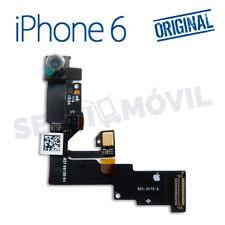 "Flex Cable Camara Frontal + Sensor Proximidad ORIGINAL Apple Iphone 6 ""Despiece"""