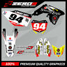 SUZUKI RM RMZ 125 250 450 MOTOCROSS GRAPHICS MX GRAPHICS KIT SOARING EAGLE