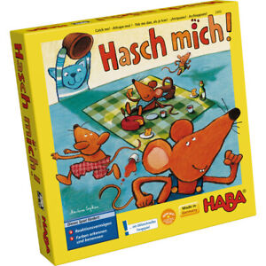 Haba 2400 Catch Me! Game