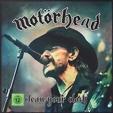 Motörhead - Clean Your Clock (Ltd. Digipack-Edition w. Fold Out + Bonus DVD)