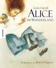 Alice im Wunderland von Lewis Carroll (2010, Gebundene Ausgabe)