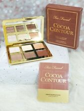 Too Faced Cocoa Contour and Highlighting Palette BNIB