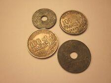 COINS FRANCE REPUBLIQUE FRANCAISE 1940's 1950's COLLECTIBLES  #651
