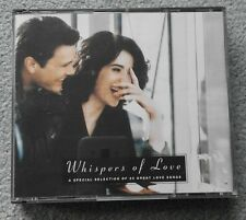 Various Artists - Whispers Of Love - Original  2 CD Issue for the UK  - PROMO