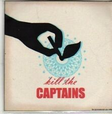 (CA928) Kill The Captains, Bottom Lip - DJ CD