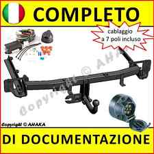 Gancio traino fisso Mercedes-Benz Vito I 638 638//2  96-03 kit elettrico 13-poli