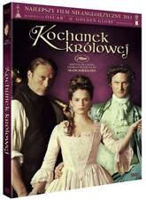 KOCHANEK KROLOWEJ, En Kongelig Affære, Danish / Polish DVD, Po polsku, SEALED