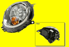 OEm front Left Head Light w/ Yellow Turn Signal  Without Xenon  for Mini Cooper