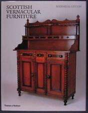 Scottish Antique Furniture - Scotland Chair Table Chest Sofa & Cupboard &c