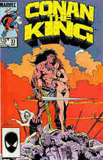 Conan THE KING # 33 (Mike Docherty) (52 pages) (USA, 1986)