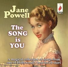Jane Powell - Song Is You [New CD] UK - Import