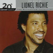 LIONEL RICHIE CD - BEST OF: THE MILLENNIUM COLLECTION (2003) - NEW UNOPENED