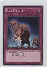 2015 Yu-Gi-Oh! Clash of Rebellions #CORE-EN080 Side Effects? YuGiOh Card 0g4