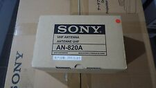 SONY AN-820A UHF active antenna Freq.Range 758-862Mhz =NEW=